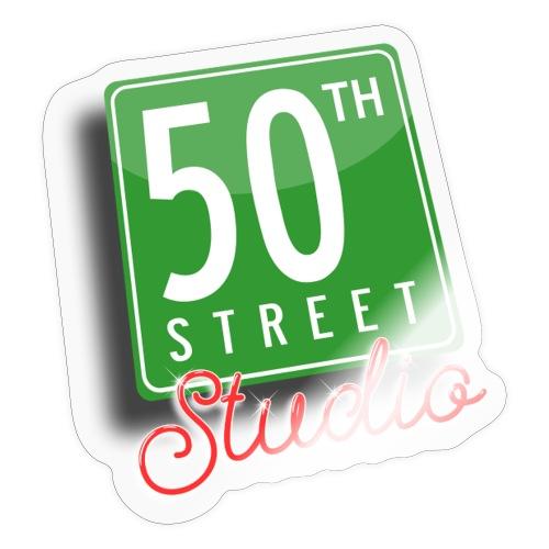 50th Street Studio LOGO - Sticker