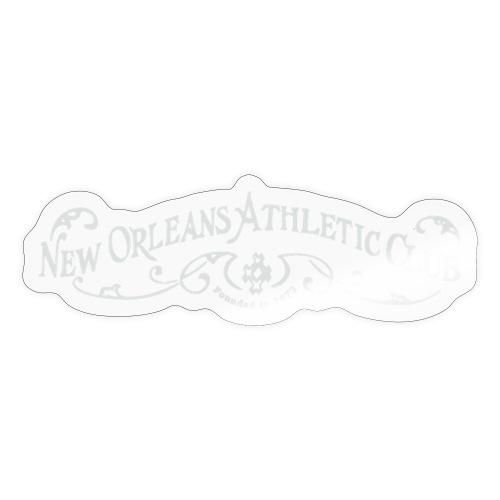 NOAC Antique Logo White - Sticker