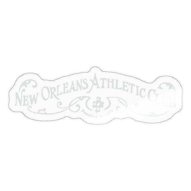 NOAC Antique Logo White