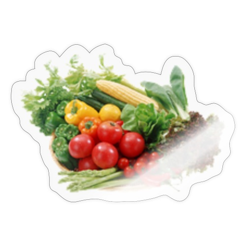 vegetable fruits - Sticker