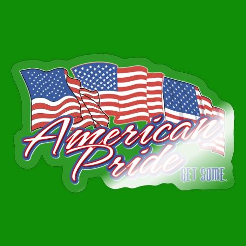 American Pride - Sticker