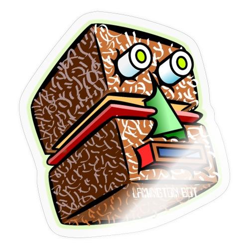 Lamington Bot - Sticker