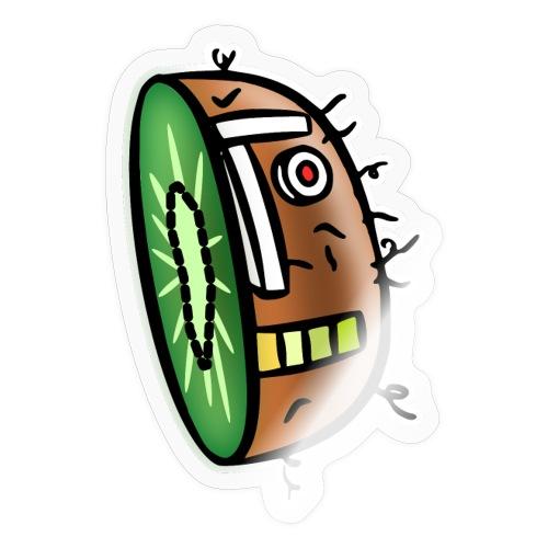 Kiwi Bot - Sticker