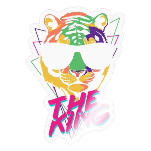 King Tiger - Sticker