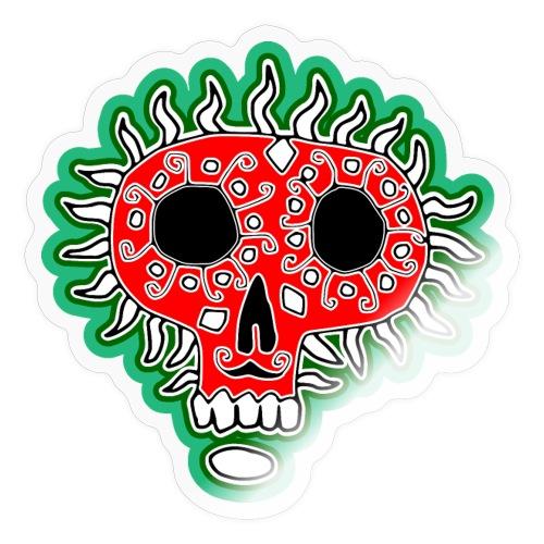 Happy Día de Muertos - Sticker