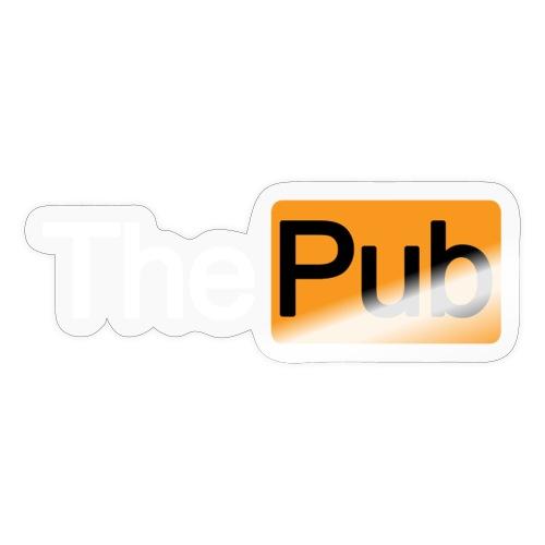 PUBHUB - Sticker