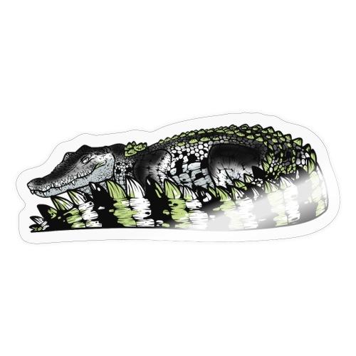Estuarine Crocodile- Pride (Agender) - Sticker