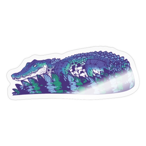 Estuarine Crocodile- Pride (Gay) - Sticker