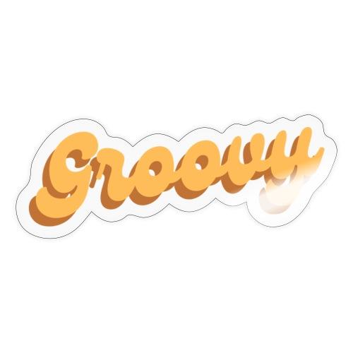 Vintage Groovy - Sticker