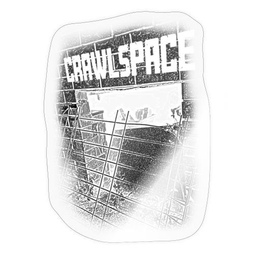Crawlspace - Sticker