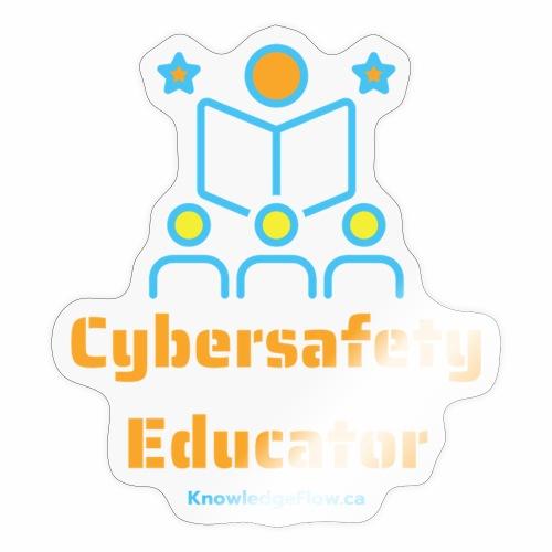 Cybersafety Educator - Sticker