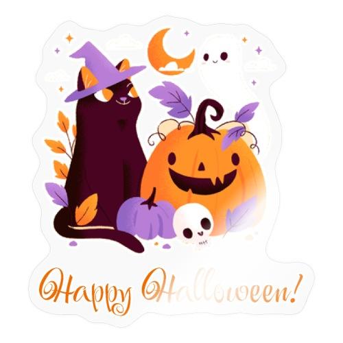 Halloween happy - Sticker