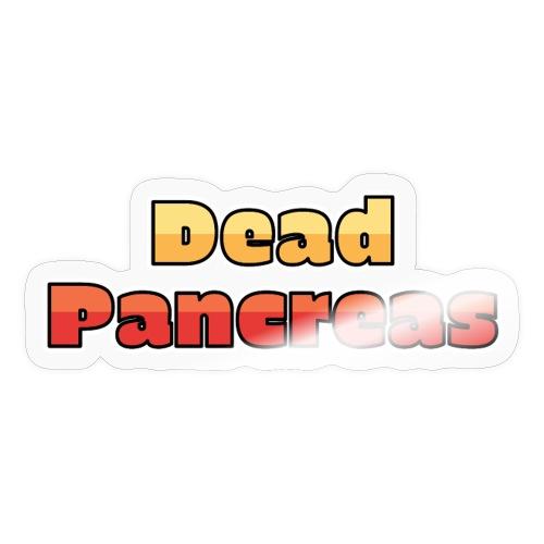 dead pancreas 2 - Sticker
