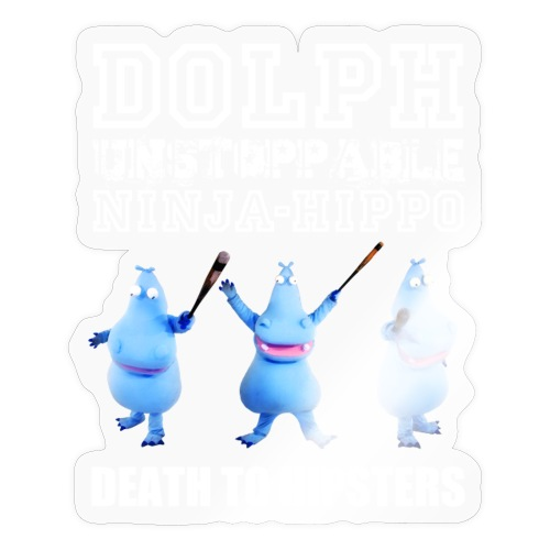 Dolph - Sticker