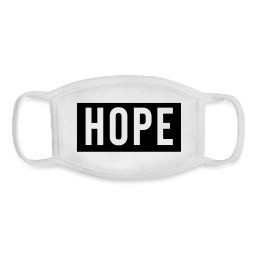 HOPE - Youth Face Mask