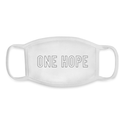 ONE HOPE - Youth Face Mask