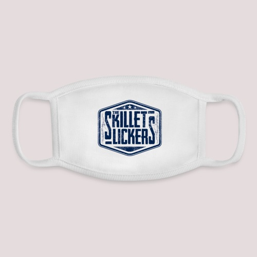 Skillet Lickers Face Mask - Youth Face Mask