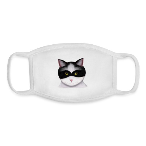 I am called the Masked Cat - Youth Face Mask