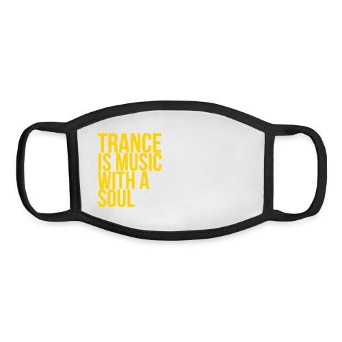Trance soul - Youth Face Mask