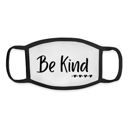 Be Kind - Youth Face Mask