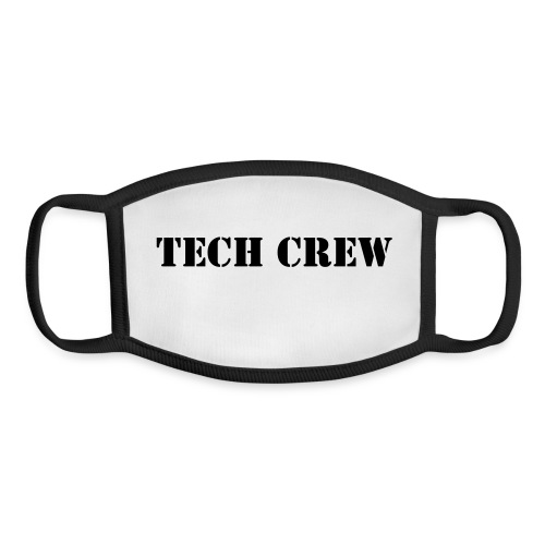 Tech Crew - Youth Face Mask