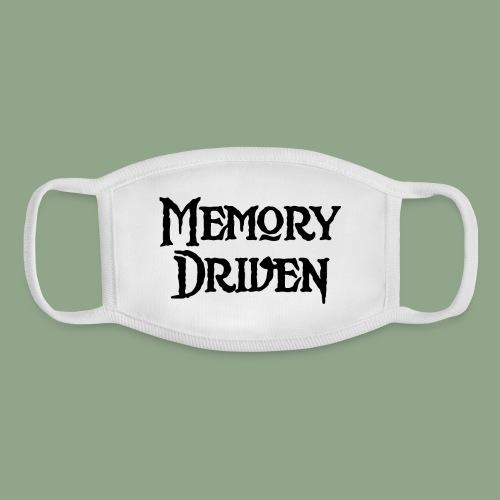 Memory Driven Logo Mask - Youth Face Mask