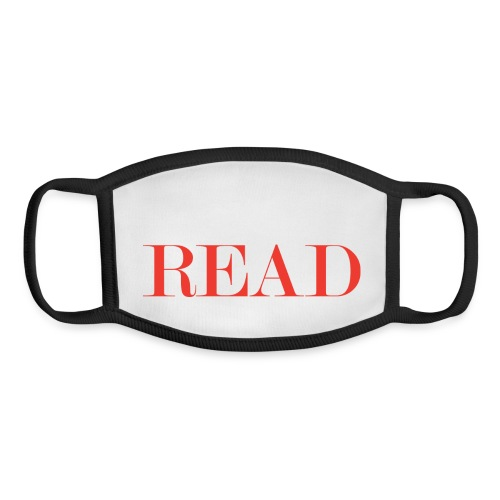 READ - Youth Face Mask