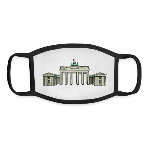 Brandenburg Gate Berlin - Youth Face Mask