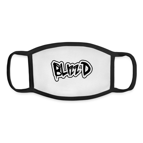 Blizz D - Youth Face Mask