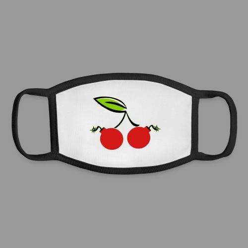 Cherry Bomb - Youth Face Mask