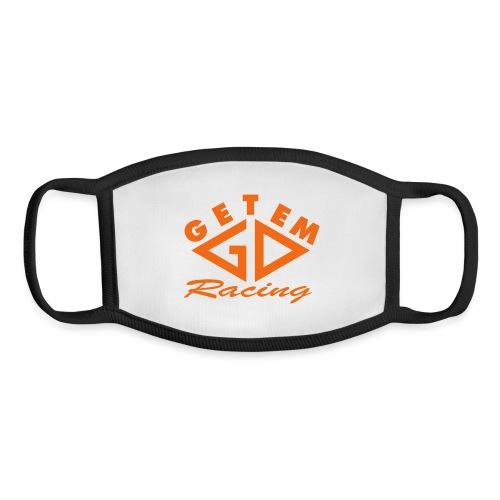 Getem 2020 Orange 001 - Youth Face Mask