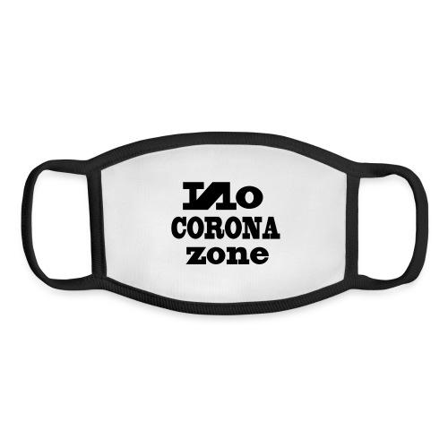 A244939 No Corona Zone 01 - Youth Face Mask