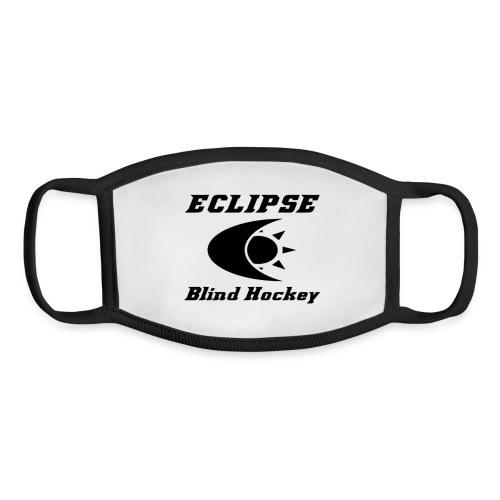 Eclipse Blind Hockey Team Logo - Youth Face Mask