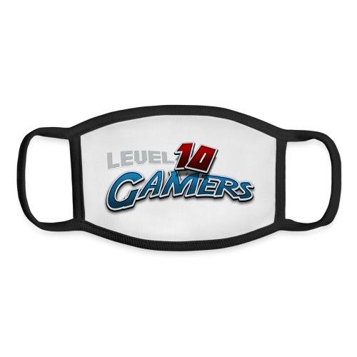 Level10Gamers Logo - Youth Face Mask