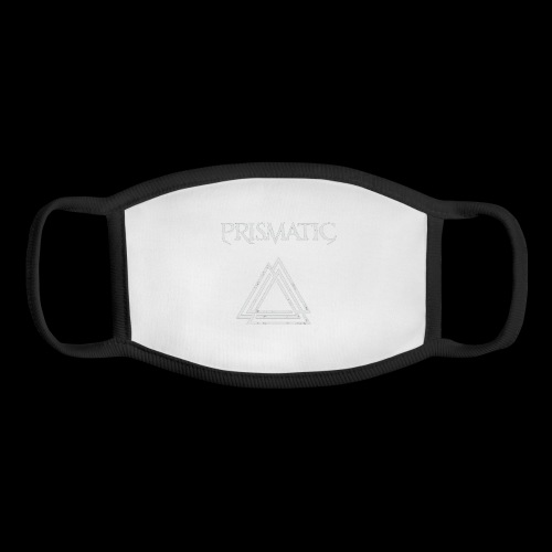 Prismatic Merch - Youth Face Mask