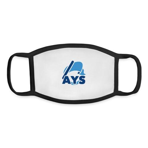 AYS Logo - Youth Face Mask