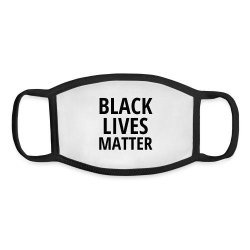 BLACK LIVES MATTER - Youth Face Mask