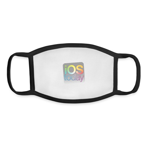 iOS Today podcast logo - Youth Face Mask