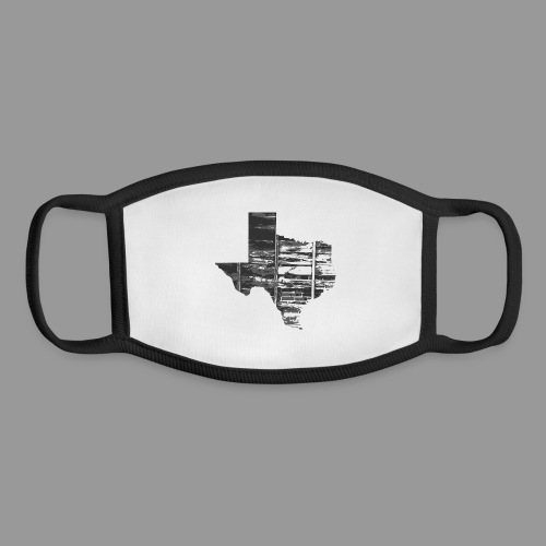 Real Texas - Youth Face Mask