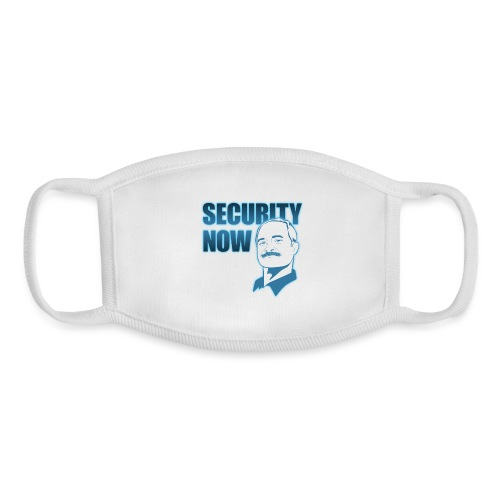 Security Now - Youth Face Mask