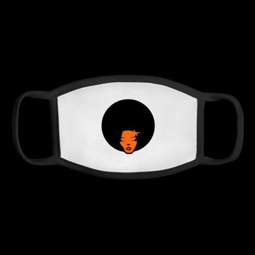 AfroStar - Youth Face Mask