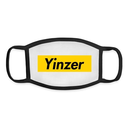 YinzSup - Youth Face Mask