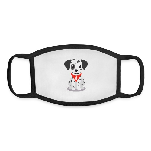 Sparky the FHIR Dog - Children's Merchandise - Youth Face Mask
