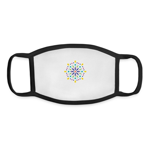 Bead In Hand Logo only - Youth Face Mask