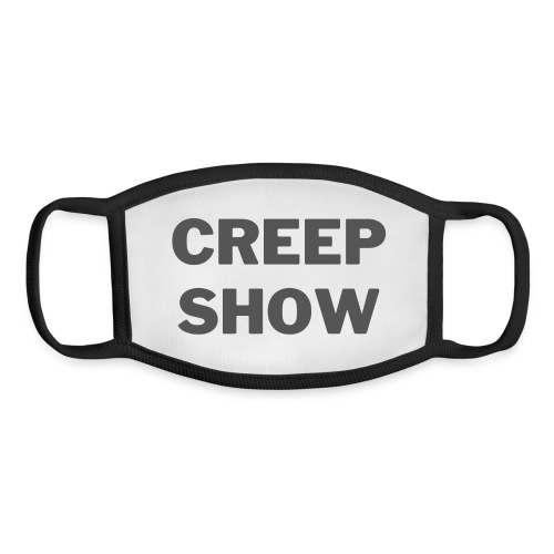 CREEP SHOW - Youth Face Mask