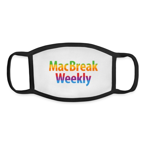 MacBreak Weekly podcasts - Youth Face Mask