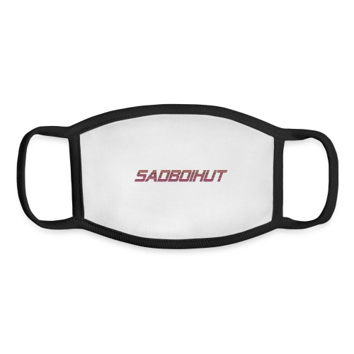 SadboiHut Updated - Youth Face Mask