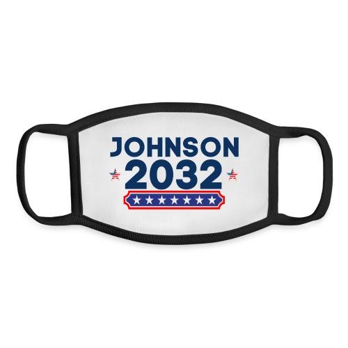 JOHNSON 2032 - Youth Face Mask