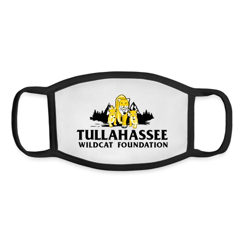 Tullahassee Wildcat Foundation PPE Mask - Youth Face Mask