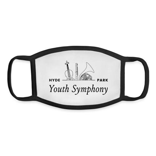 Hyde Park Youth Symphony - Youth Face Mask